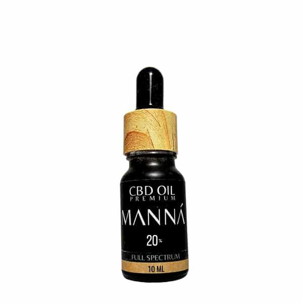 Aceite CBD 20 % Manná
